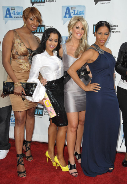 Real Housewives of Atlanta (NeNe, Lisa, Kim, Sheree)