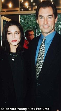 Oksana & Timothy Dalton