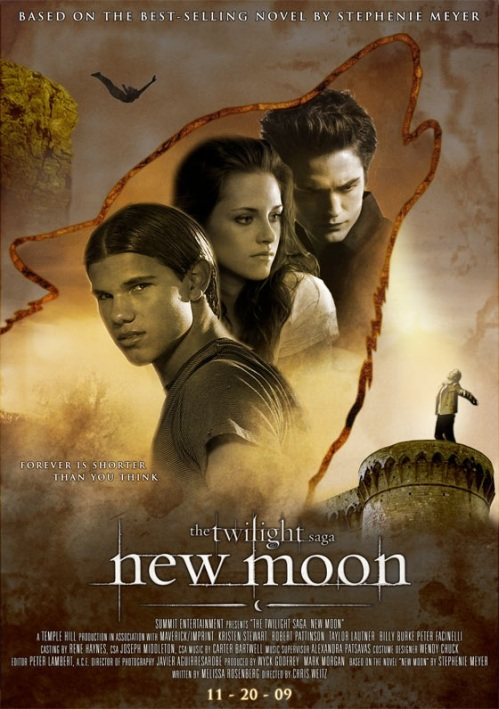 twilight new moon cast revealed and wait till you see the