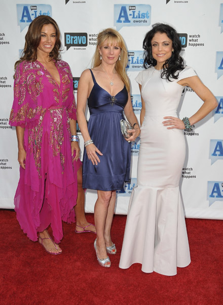 Real Housewives of New York City (Kelly, Ramona, Bethenny)