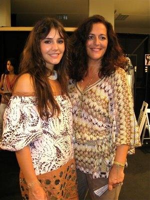 Margherita & Angela Missoni