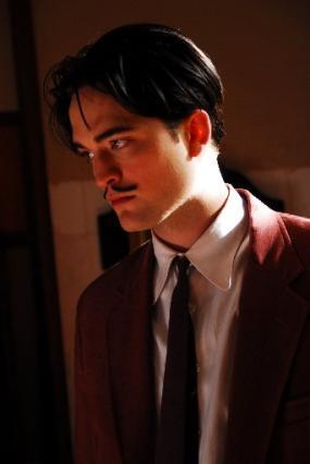 Robert Pattinson as Salvador Dali