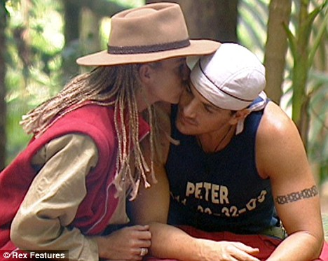 The couple met filming I'm A Celebrity... Get Me Out Of Here