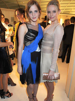 Emma with Kate Bosworth