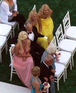 Kendra Wilkinson marries Hank Baskett in LA, Part 2