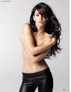 leaked-megan-fox-topless-picture-sexy-nude-black-men-wet