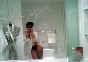 Rihanna nude photo scandal