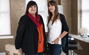 Tamara Mellon (right)
