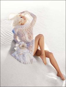 Lady Gaga wearing Givenchy