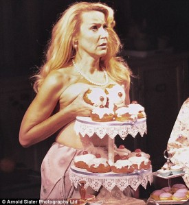 Jerry Hall Cupcakes
