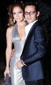Jennifer Lopez and Marc Anthony July 24