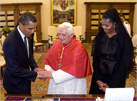 mobama pope