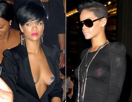 Rihanna petals
