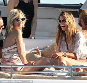 kate moss yacht