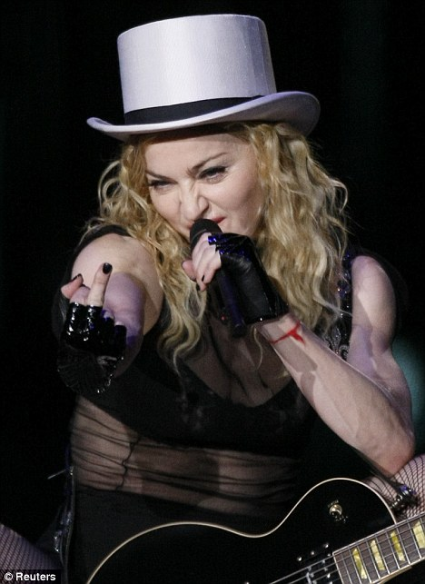 madge finger