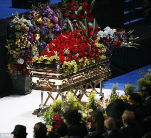 mj coffin
