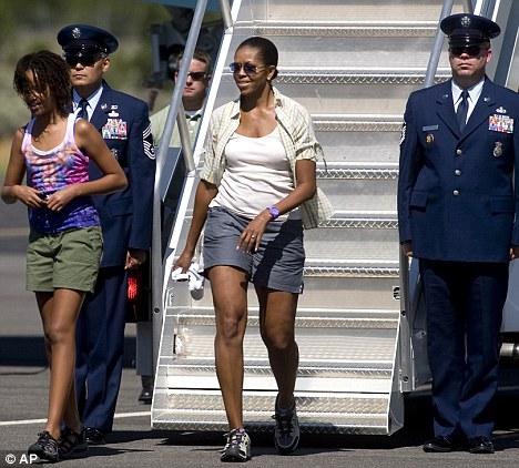 Michelle obama hermaphrodite