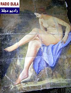 Iraq Painting